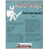 Avalon Magic, Vol 1, Issue #5, Elswith's Magic Emporium I