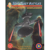 Star Fleet Battles: Module P6 - The Galactic Smorgasbord
