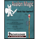 Avalon Magic, Vol 1, Issue #6, Elswith's Magic Emporium II