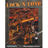 Lock-N-Load: Armor, Equipment, & Cybernetics