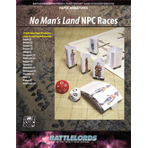 No Man's Land Paper Minis