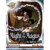 Advanced Feats: Might of the Magus