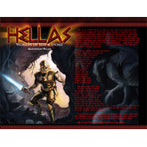 HELLAS: World of Sun and Stone Quickstart Rules