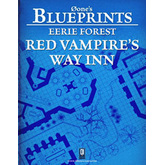Øone's Blueprints: Eerie Forest - Red Vampire's Way Inn