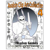 Avalon Clip Art Collection 4