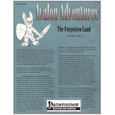 Avalon Adventures, Vol 2, Issue #9, The Forgotten Land