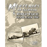 Mercenary Air Squadron World War II: Plane Pack 1