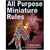 All Purpose Miniature Rules #1, Avalon Mini-Games #120