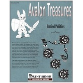 Avalon Treasure, Vol 1, Issue #10, Buried Politics