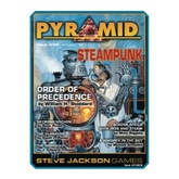 Pyramid #3/39: Steampunk