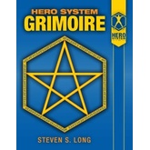 HERO System Grimoire Character Pack