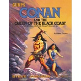 GURPS Classic: Conan and the Queen of the Black Coast