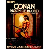 GURPS Classic: Conan - Moon of Blood
