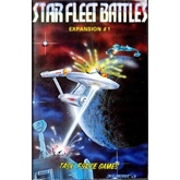 Star Fleet Battles Designer's Edition, Expansion #1