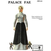 Paper Miniatures: Palace Fae Set