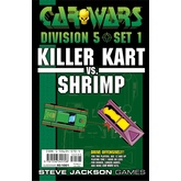 Car Wars Division 5 Set 1 - Killer Kart vs. Shrimp