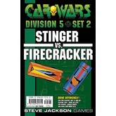 Car Wars Division 5 Set 2 - Stinger vs. Firecracker