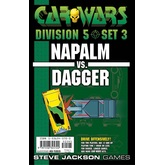Car Wars Division 5 Set 3 - Napalm vs. Dagger