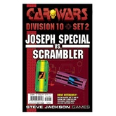 Car Wars Division 10 Set 2 - Joseph Special vs. Scrambler