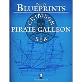 0one's Blueprints: Crimson Sea - Pirate Galleon