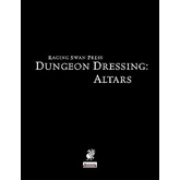 Dungeon Dressing: Altars