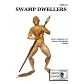Paper Miniatures: Swamp Dwellers Set