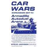 Car Wars Expansion Set 4 - Armadillo Autoduel Arena