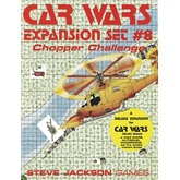 Car Wars Expansion Set 8 - Chopper Challenge
