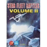 Star Fleet Battles Commander's Edition Volume II