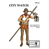 Paper Miniatures: City Watch Set