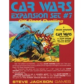 Car Wars Expansion Set 7 - Off-Road Duelling