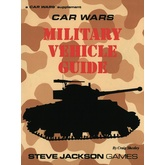 Car Wars Military Vehicle Guide
