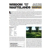 Wisdom from the Wastelands Issue #2: Monsters That Improve with Age