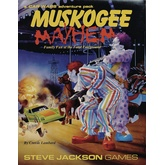 Car Wars - Muskogee Mayhem (Expansion Set 9 Upgrade)