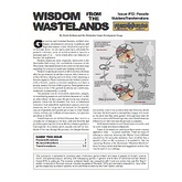 Wisdom from the Wastelands Issue #12: Parasite Mutations/Transformations