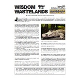 Wisdom from the Wastelands Issue #20: Mutation Modifiers