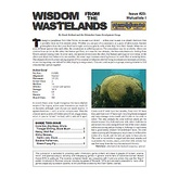 Wisdom from the Wastelands Issue #29: Mutualists I