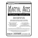 GURPS Martial Arts: Technical Grappling