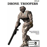 Paper Miniatures: Drone Troopers Set