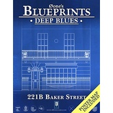 0one's Blueprints: Deep Blues - 221B Baker Street