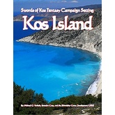 Kos Island (Swords of Kos Fantasy Campaign Setting)