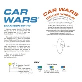 Car Wars Expansion Set 10 - Deluxe Wheelie