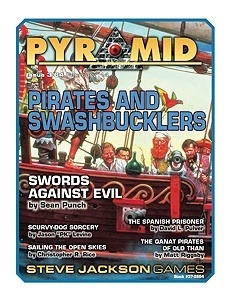 Pyramid #3/64: Pirates and Swashbucklers
