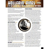 One Sheet - Hollerin' Pines (Savage Worlds)