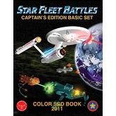 Star Fleet Battles: Basic Set SSD Book 2011 (Color)