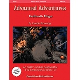 Advanced Adventures #28: Redtooth Ridge