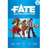 Fate Accelerated Edition - Free Download
