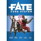 Fate Core System - Free Download