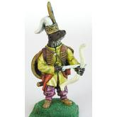 Off the Wall Armies: Otterman Infantry Bowman