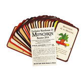Exclusive Warehouse 23 Munchkin Booster 2014